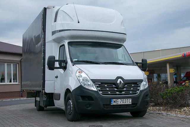 Renault Master / Vauxhall Movano 2 3 DCI Speed Limiter Removal -  Masperformance