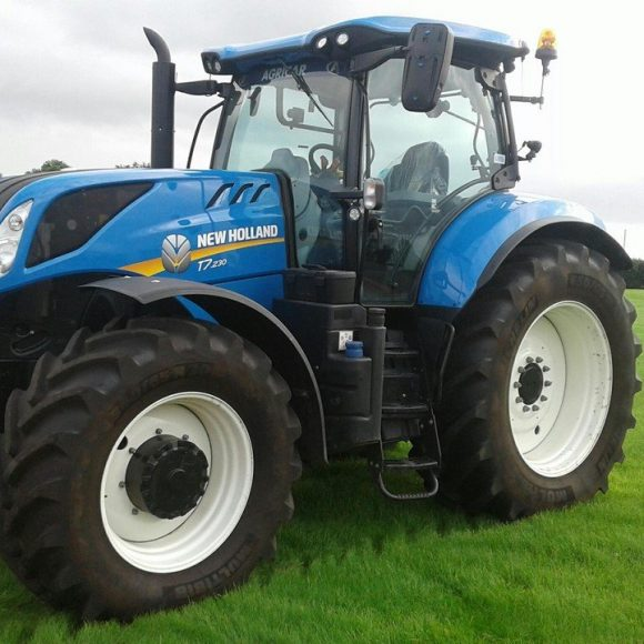 New Holland AdBlue Removal